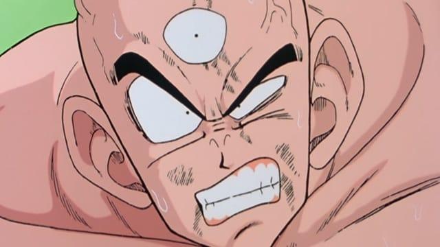 Dragon Ball Z Kai Season 1 :Episode 10  Sit Tight, Chiaotzu! Tien's Screaming Tri-Beam!