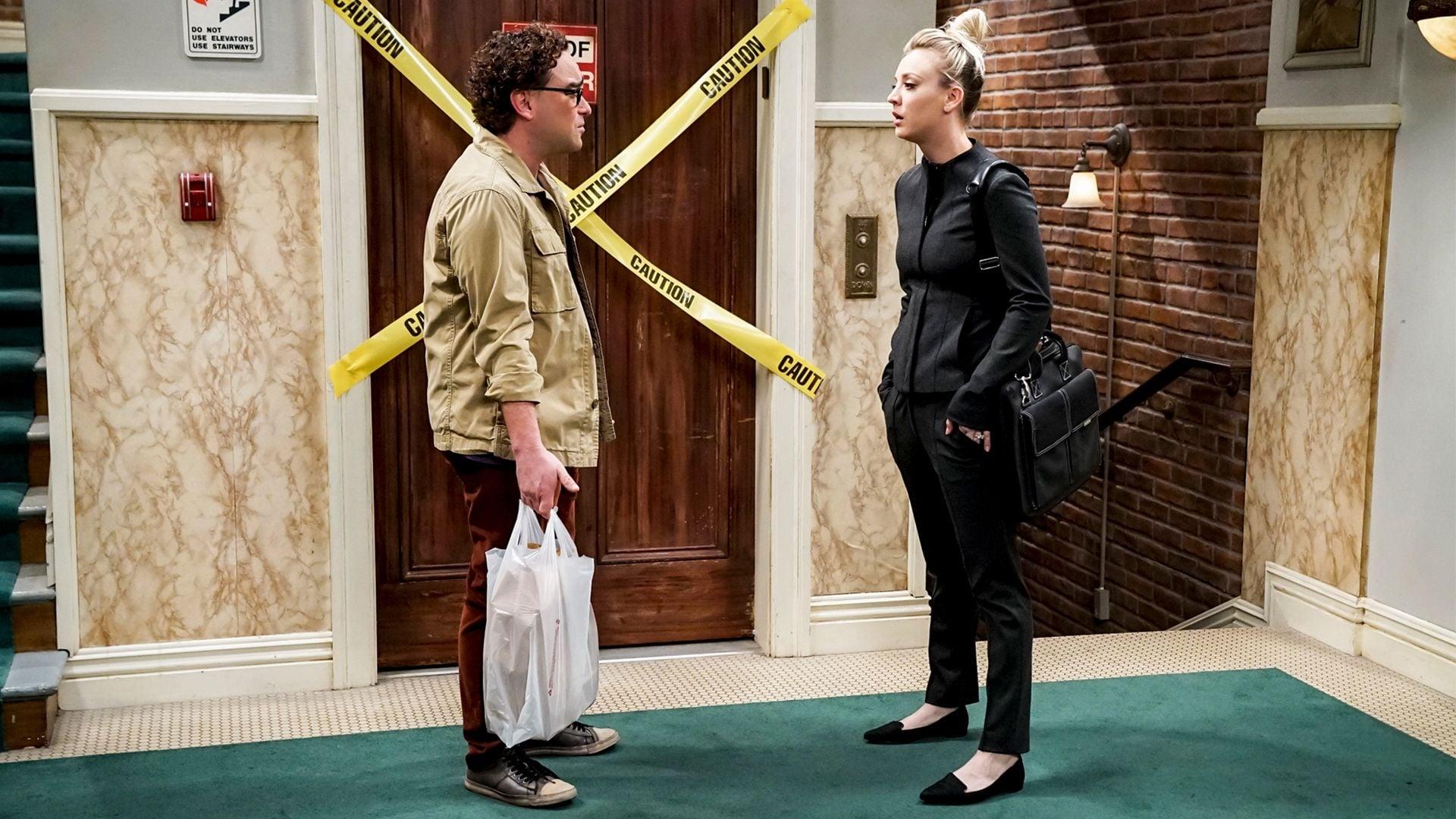 The Big Bang Theory Season 12 :Episode 9  The Citation Negation