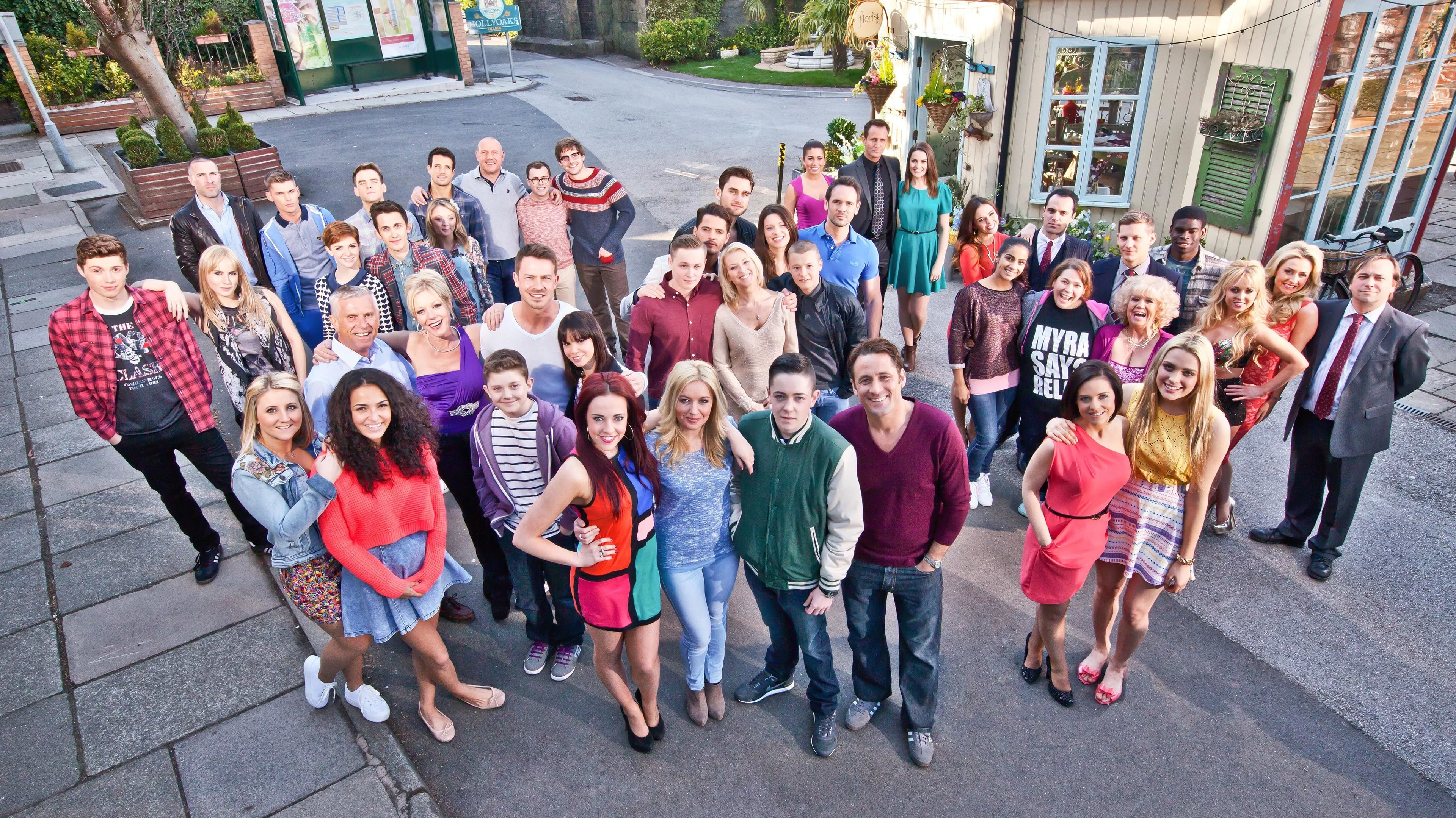 Hollyoaks - Season 20 Episode 82 : Shockwaves Through the Village