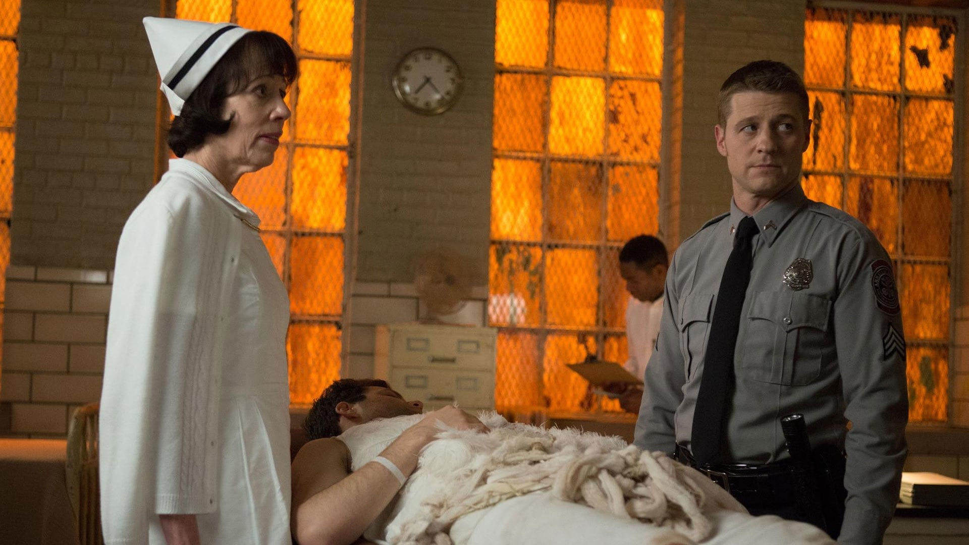 Gotham Season 1 :Episode 11  Rogues' Gallery