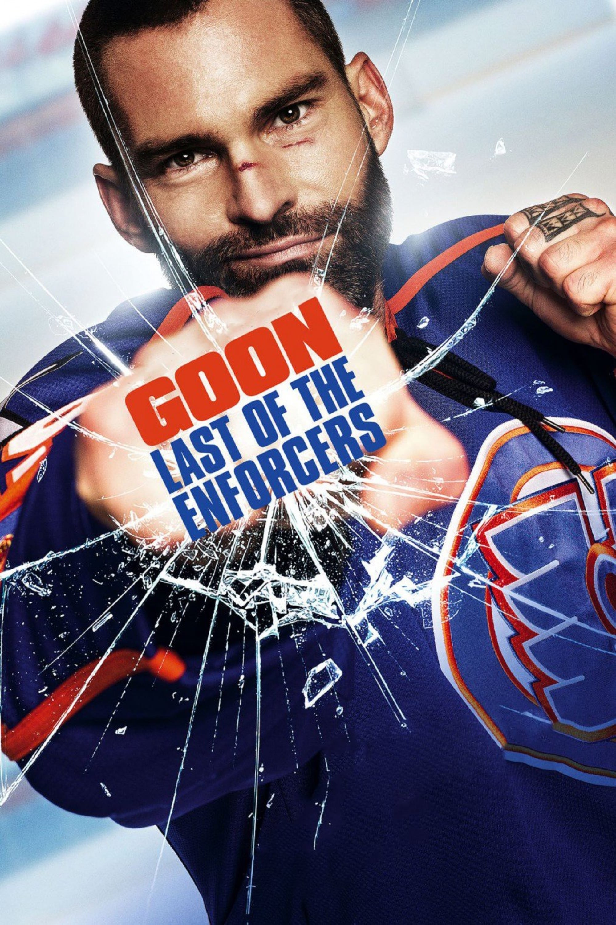 Póster Goon: Last of the Enforcers
