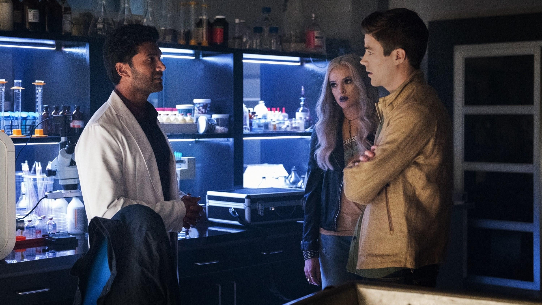 The Flash Season 6 :Episode 3  Dead Man Running