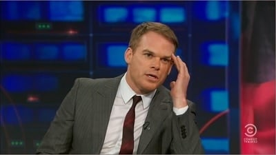 The Daily Show with Trevor Noah Season 18 :Episode 147  Michael C. Hall