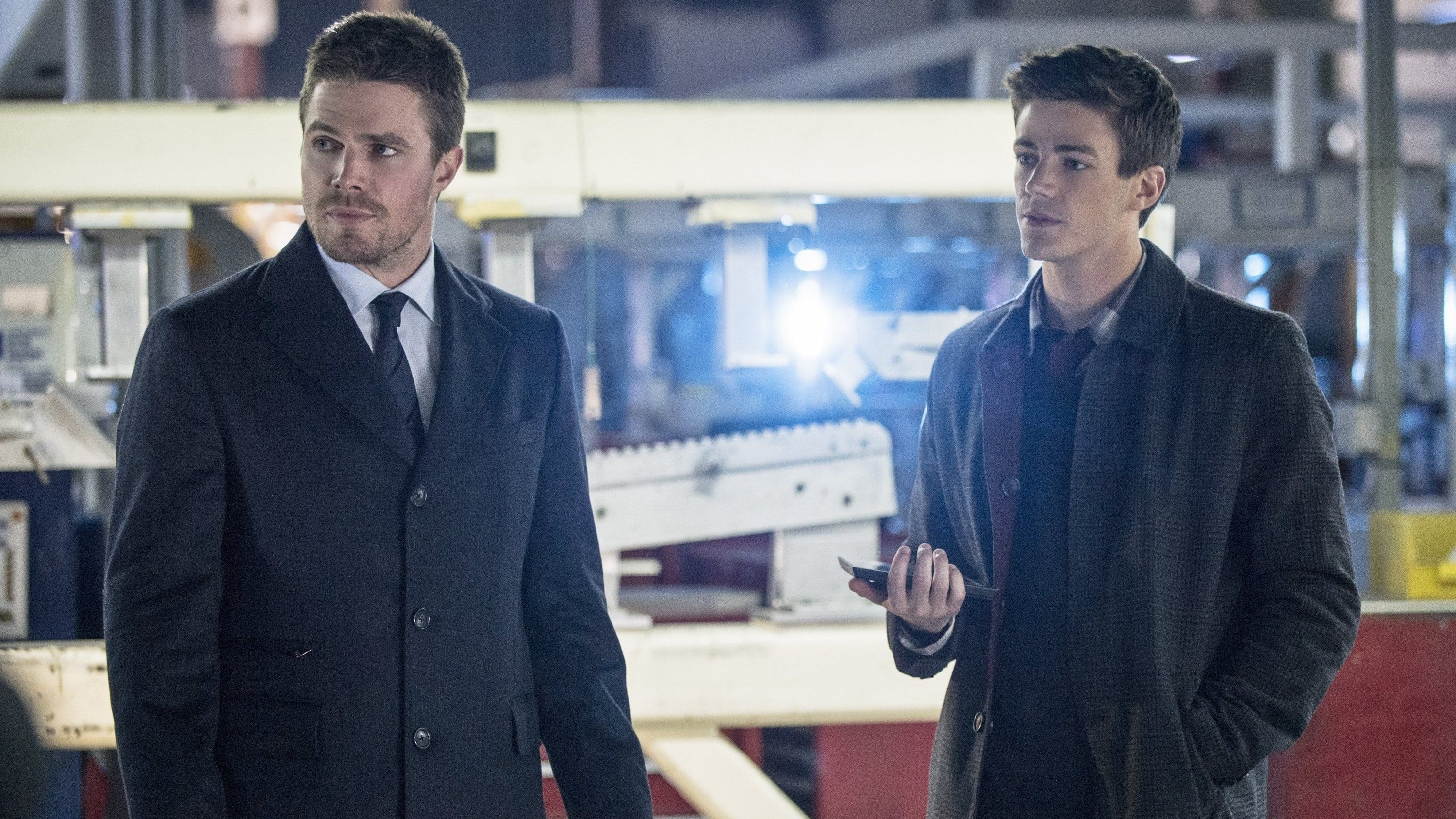 Arrow Season 2 :Episode 8  Das Serum