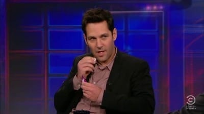 The Daily Show with Trevor Noah Season 17 :Episode 63  Paul Rudd