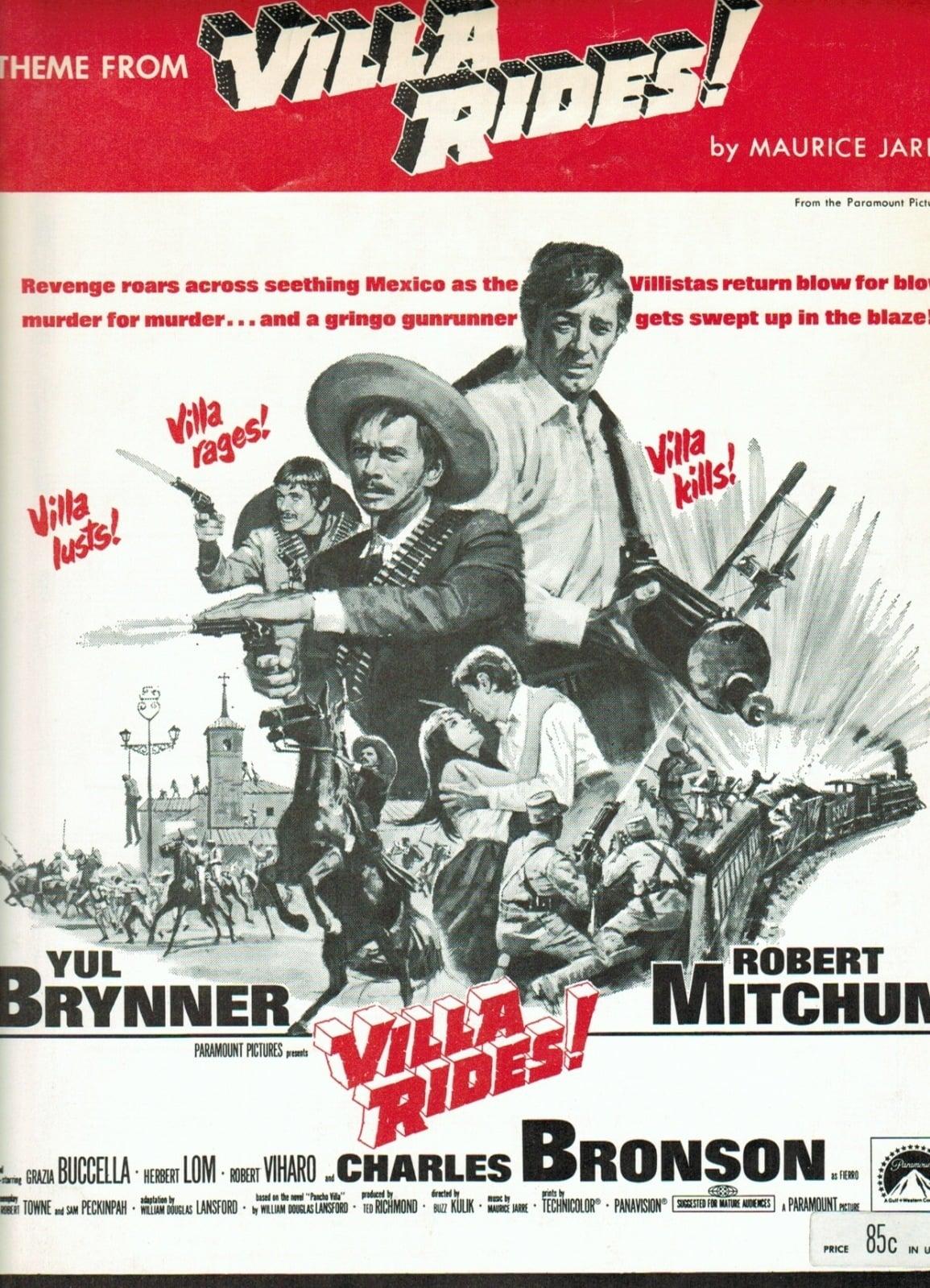 Villa Rides 1968