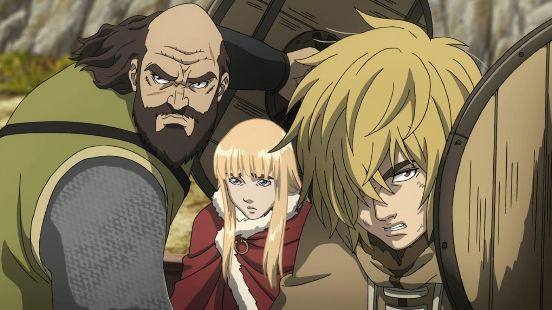 Vinland Saga Season 1 :Episode 13  Child of a Hero