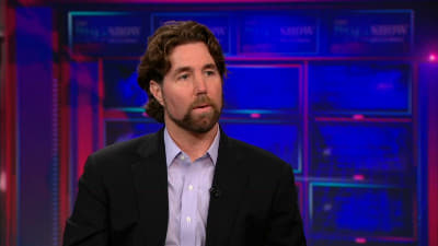 The Daily Show with Trevor Noah Season 18 :Episode 32  R.A. Dickey
