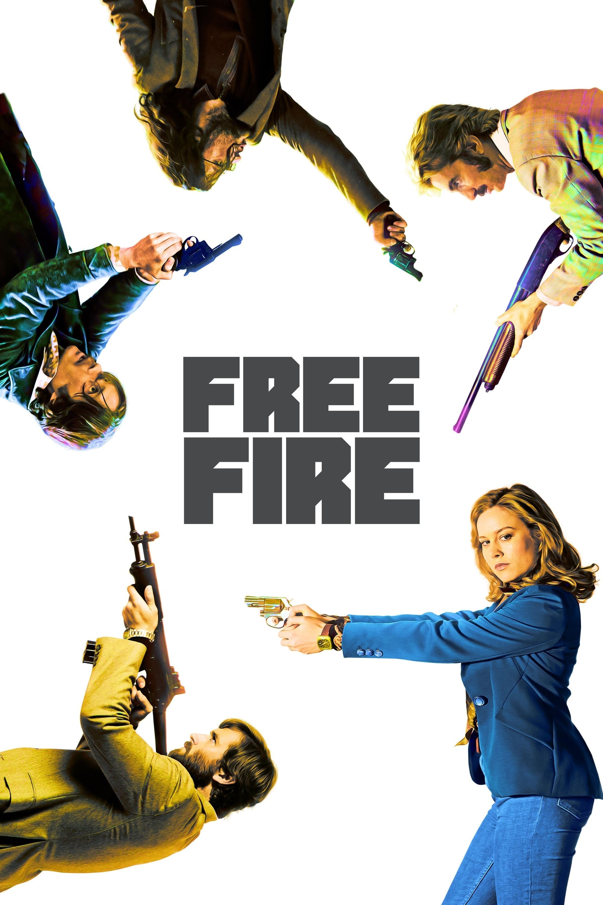 Póster Free Fire