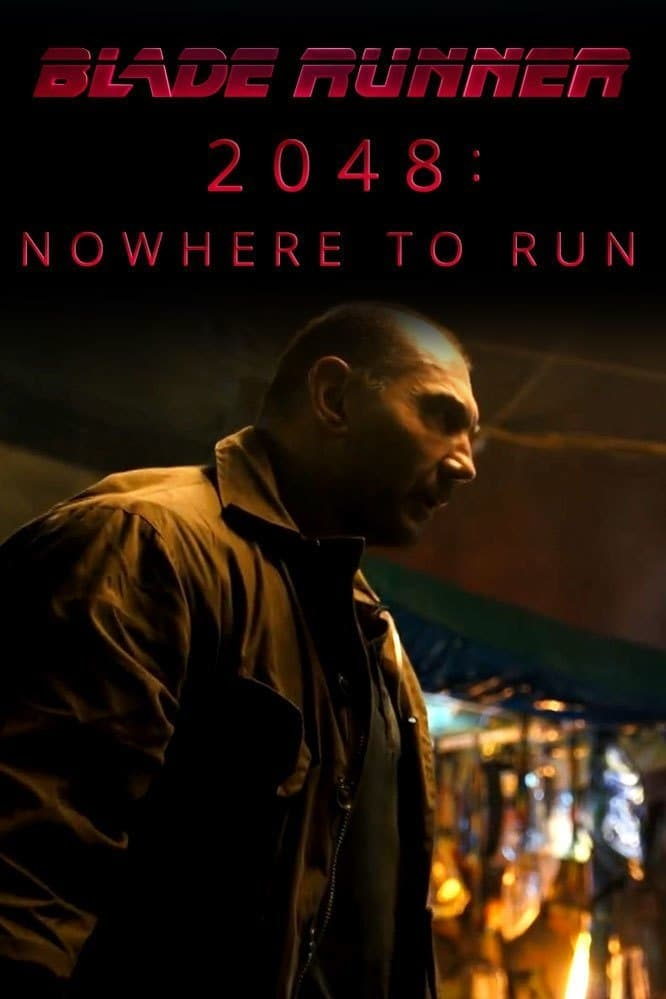 2048: Nowhere to Run Poster