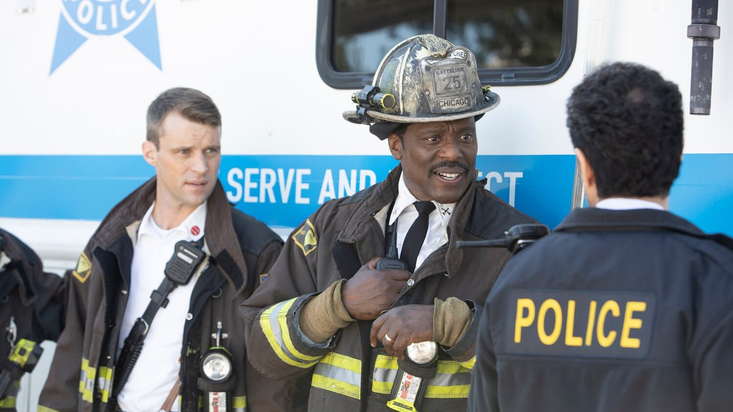 Chicago Fire Season 8 :Episode 7  Welcome to Crazytown