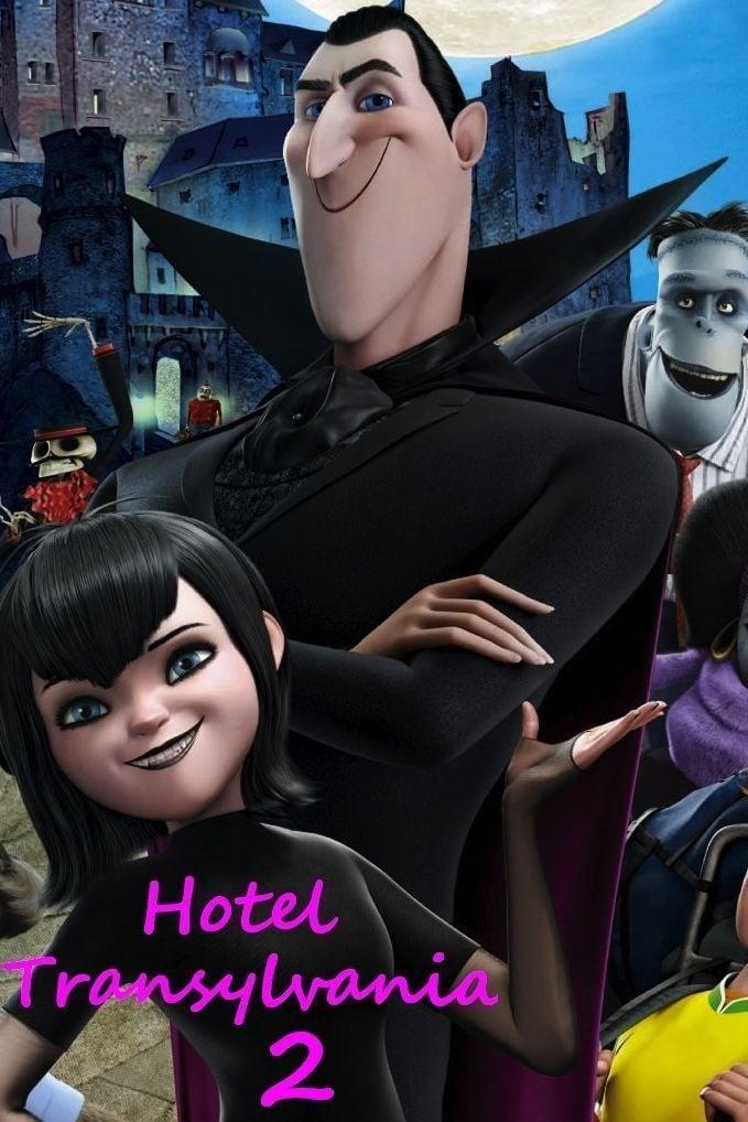 Watch Hotel Transylvania 2 Free Online