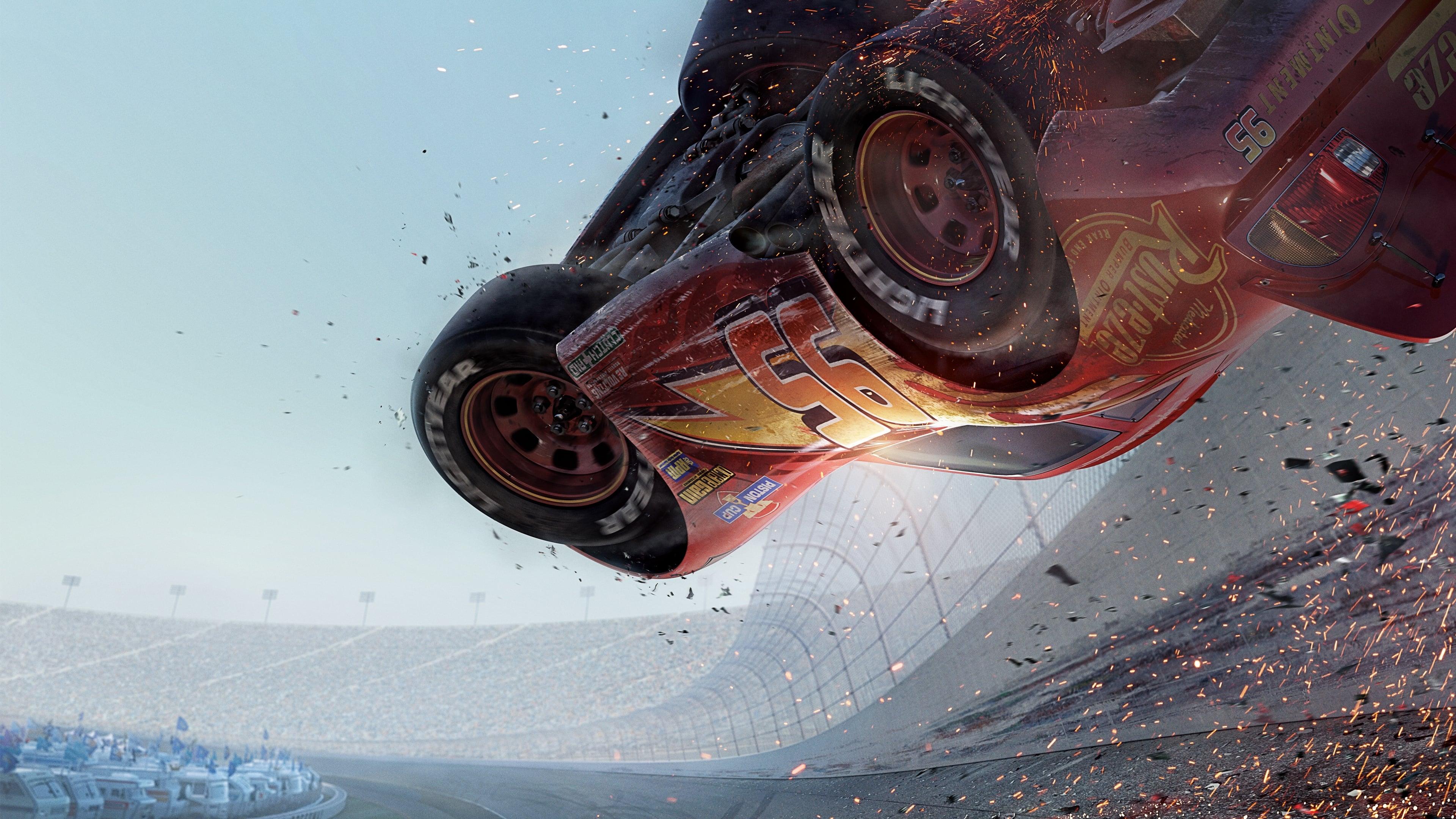 Cars 3 Image de Couverture