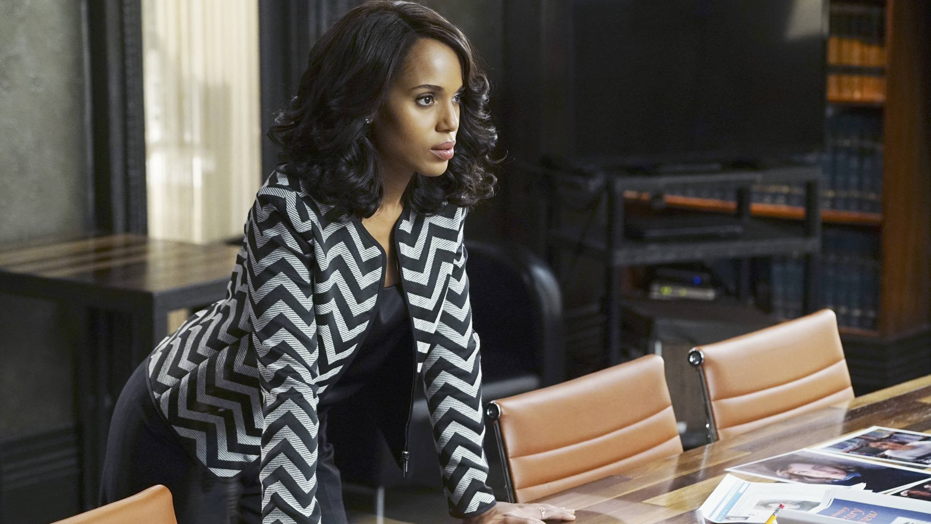 Scandal Season 5 :Episode 7  Even the Devil Deserves a Second Chance