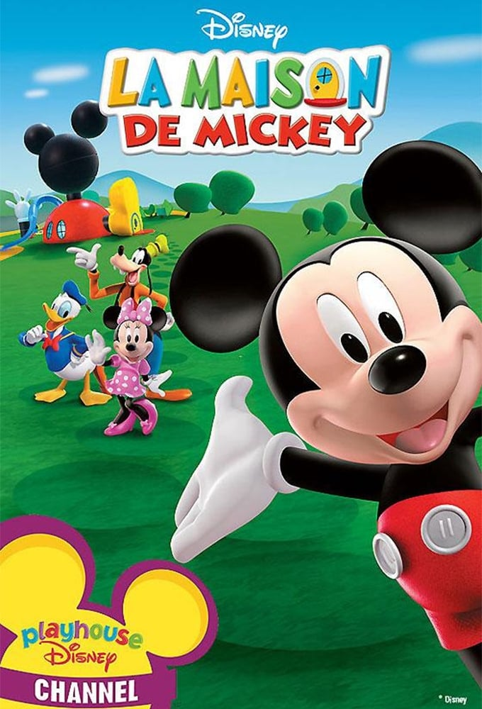 Mickey mouse clubhouse tv show 2006 for 7 a la maison episodes