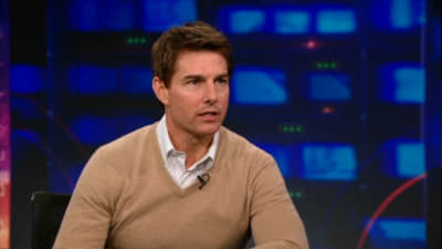 The Daily Show with Trevor Noah Season 18 :Episode 86  Tom Cruise