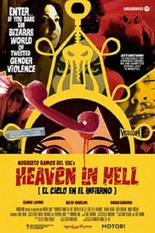Póster El cielo en el infierno