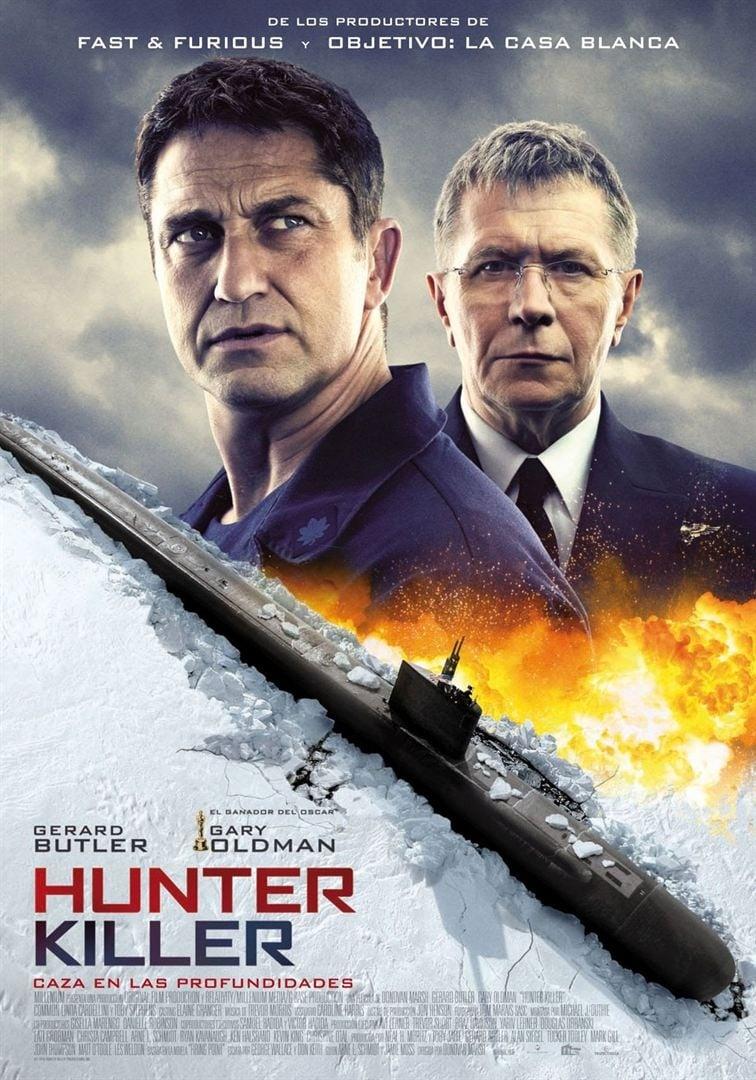 Póster Hunter Killer