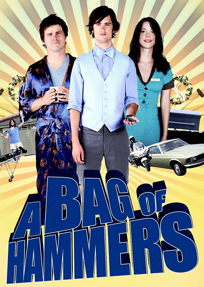 Amazoncom A Bag of Hammers Jason Ritter Jake Sandvig