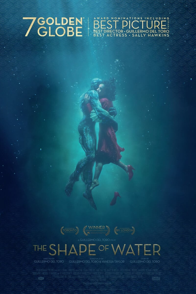The Shape Of Water 2017 Watch Free Primewire Movies