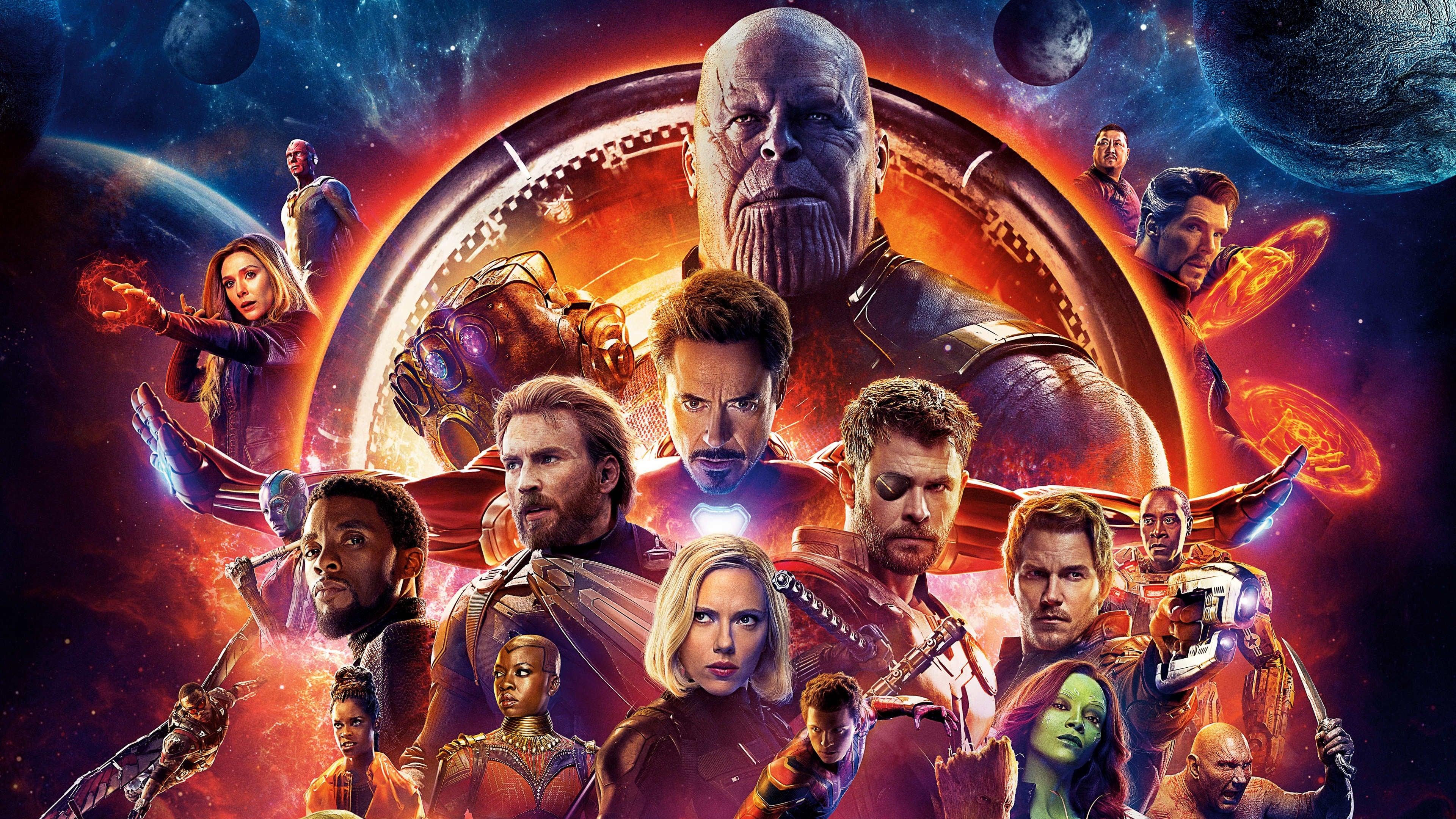 Watch Avengers: Infinity War 2018 Movies