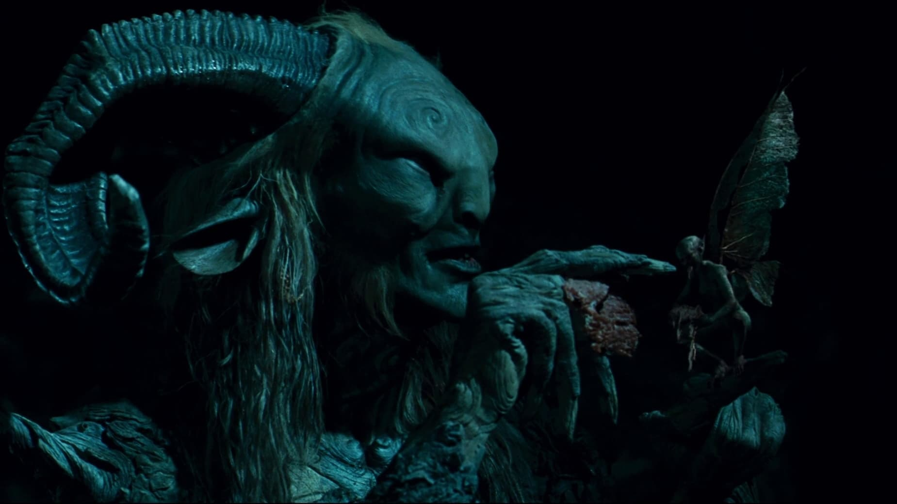 """pans labyrinth film analysis Pan's labyrinth, the gorgeous film by guillermo del toro, was on tv  most of  the other reviews go like this: """"blah blah blah the power of."""