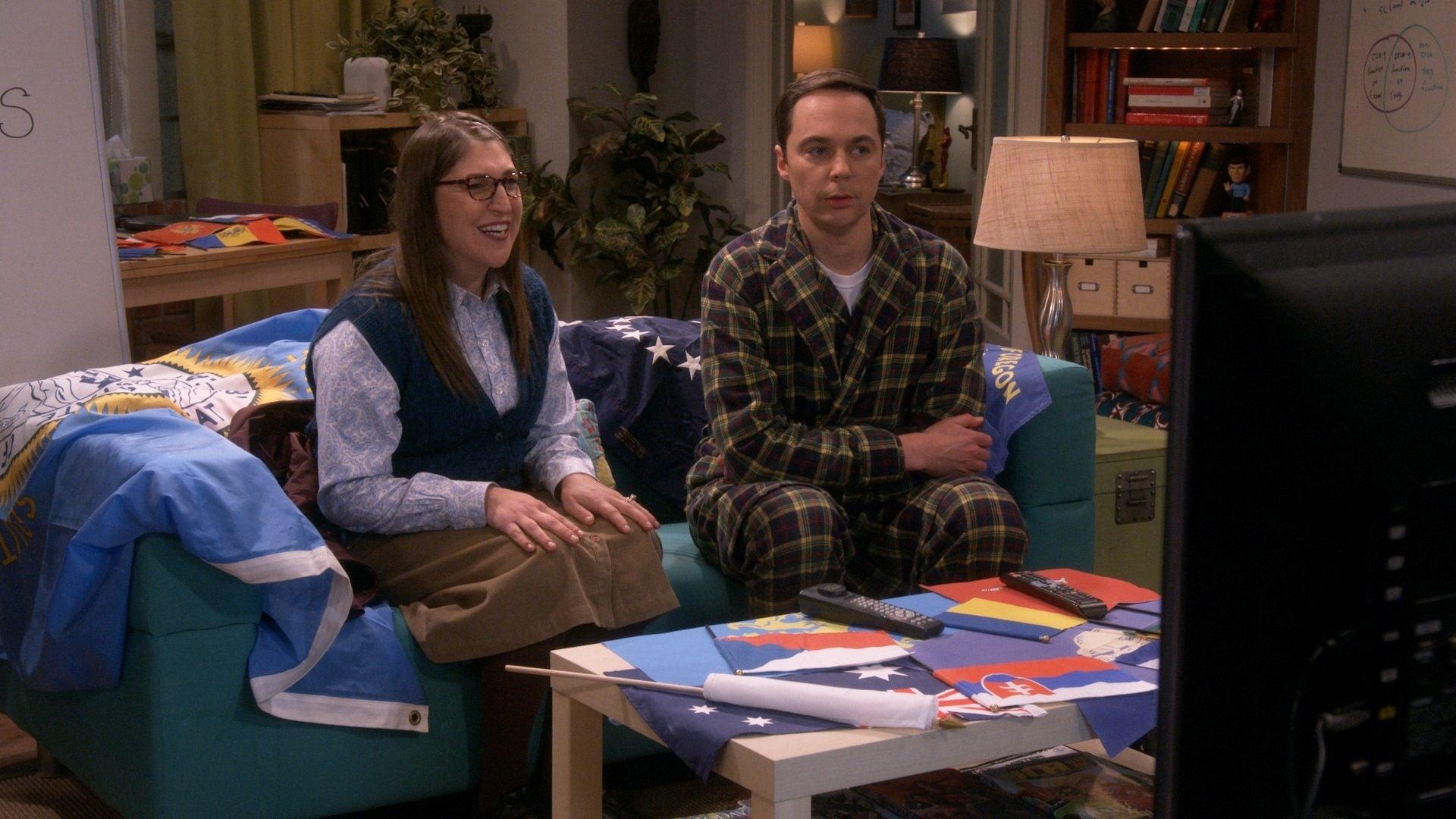 The Big Bang Theory Season 12 :Episode 10  The VCR Illumination