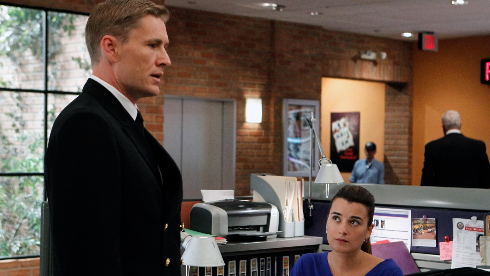 NCIS Season 9 :Episode 4  Enemy on the Hill