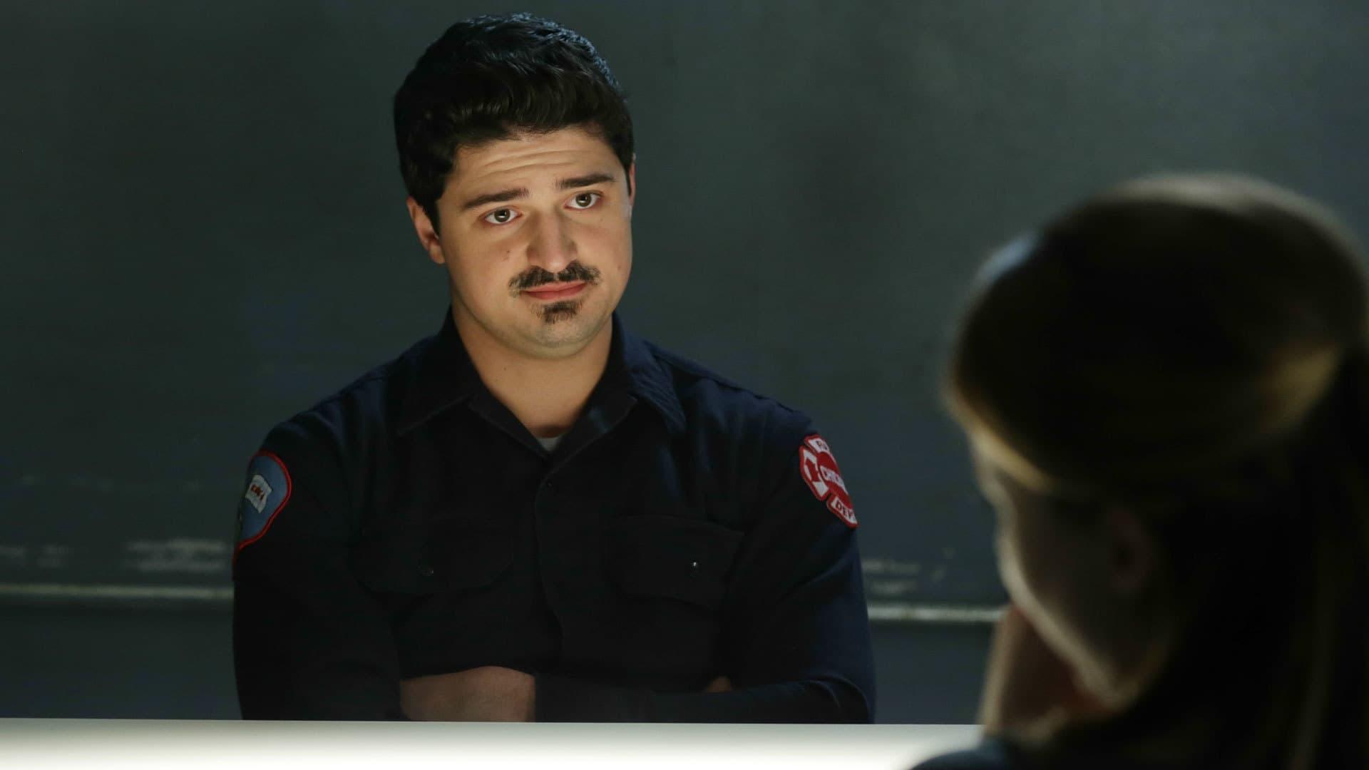 Chicago Fire Season 2 :Episode 16  Eine Rakete, die abhebt