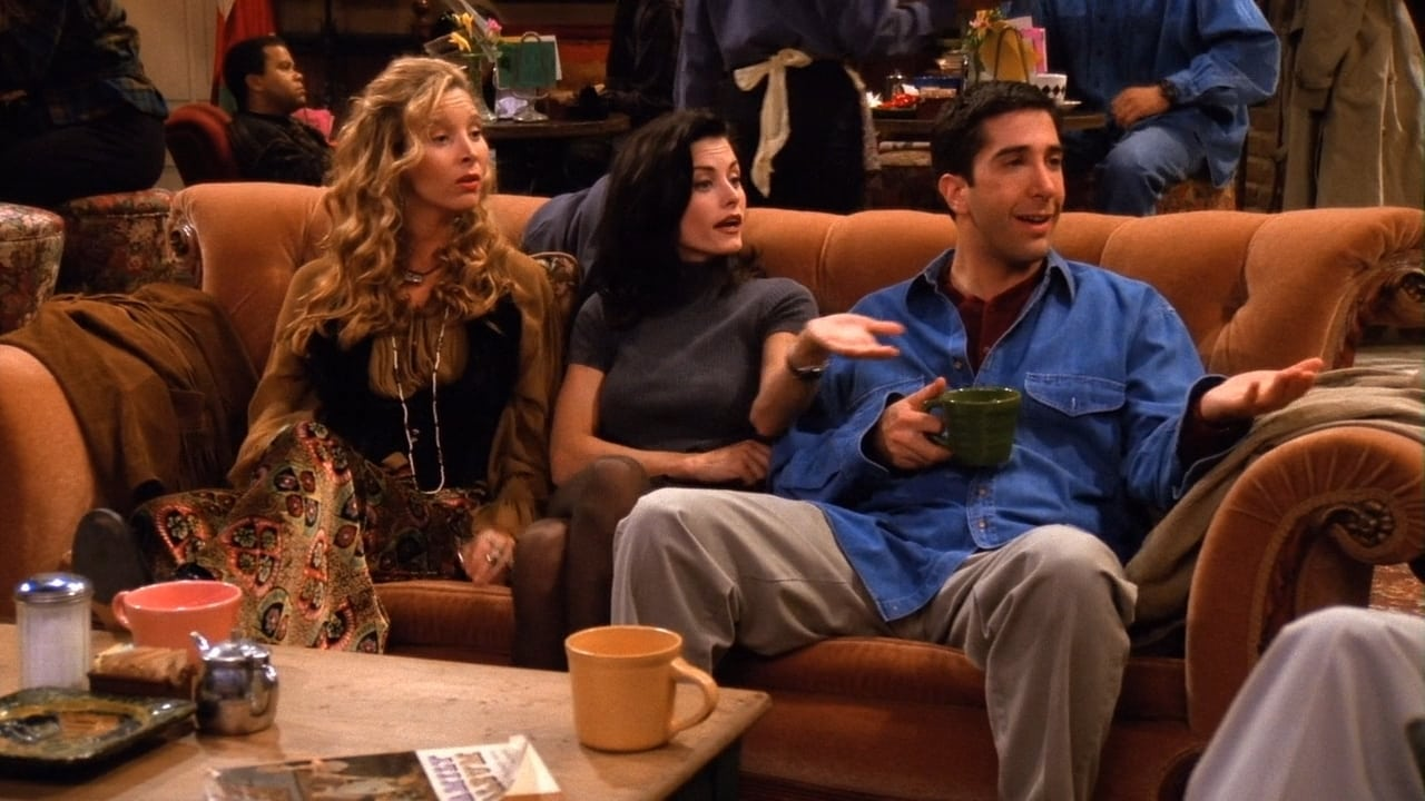 Friends Season 1 :Episode 6  The One with the Butt