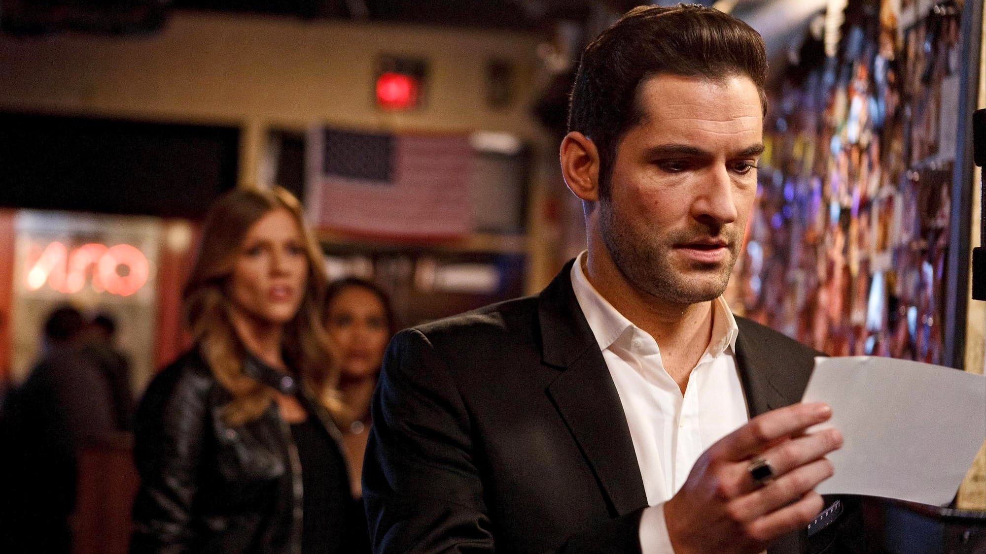 Lucifer Season 2 :Episode 12  Love Handles