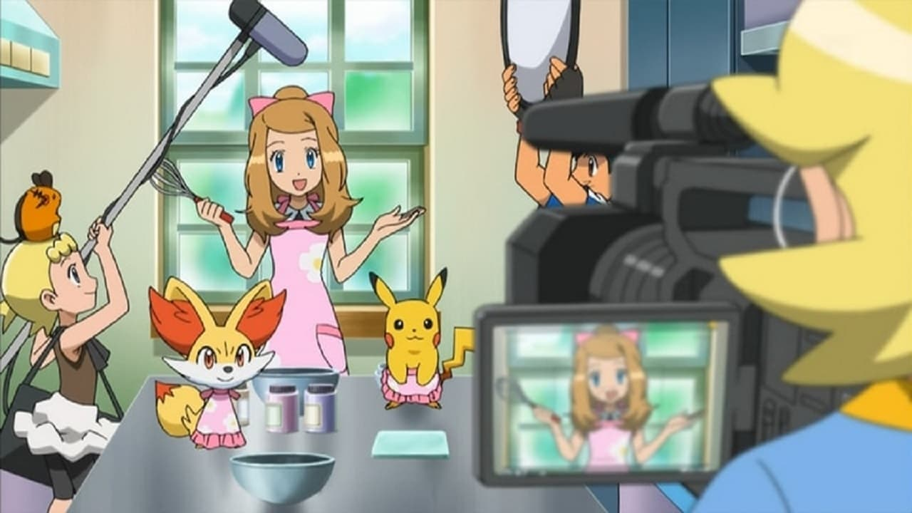 Pokémon Season 17 :Episode 21  A PokéVision of Things to Come!