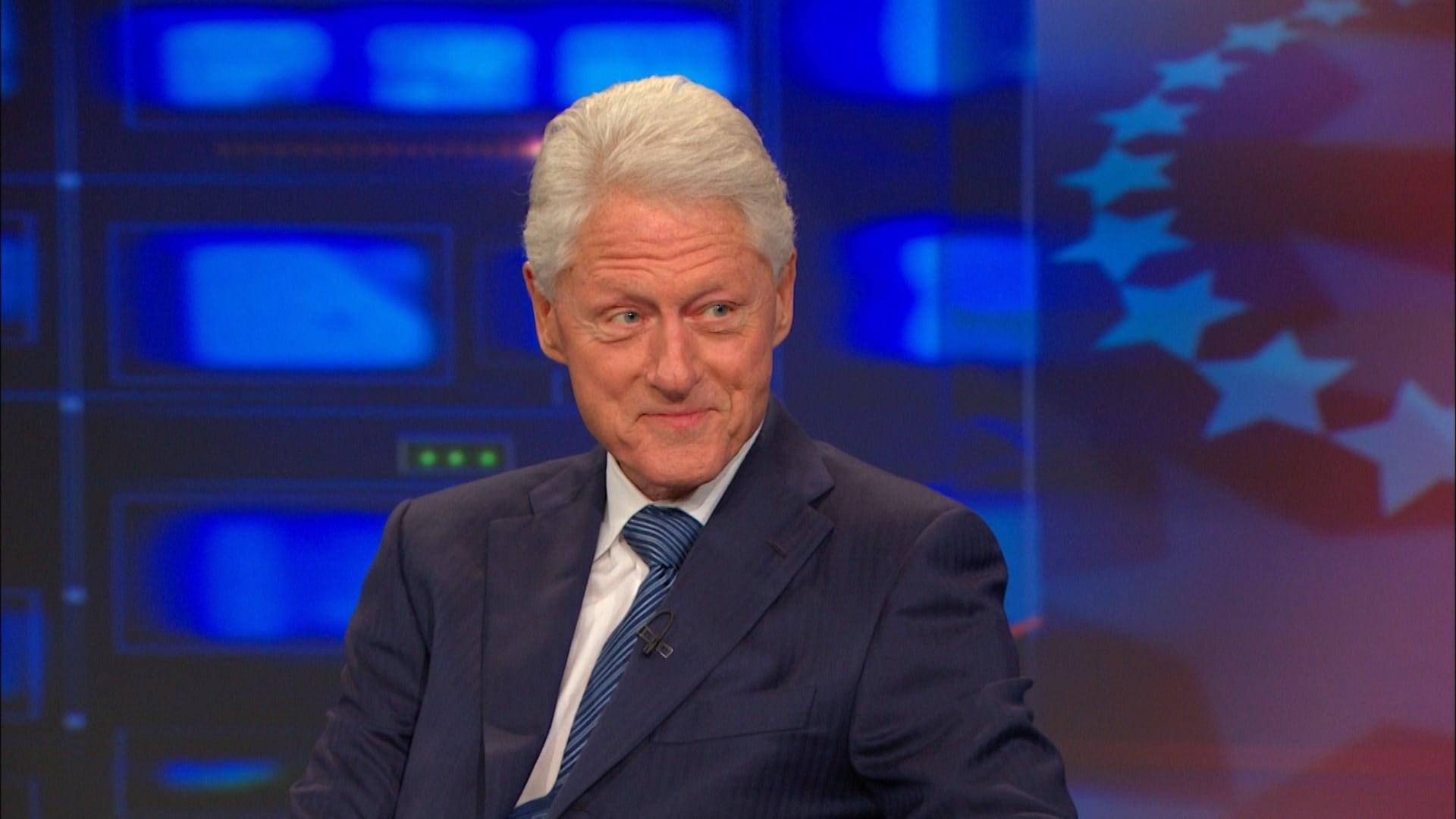 The Daily Show with Trevor Noah Season 20 :Episode 121  Bill Clinton