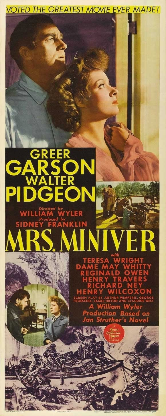 the faith hopefulness and merriment of mrs miniver in a novel by jan struther Our mrs reynolds is the sixth episode of the science fiction television series firefly created by joss jan struther topic jan struther mrs miniver.
