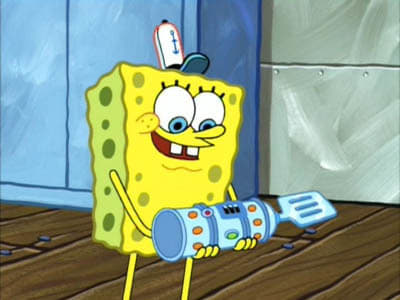 SpongeBob SquarePants Season 4 :Episode 21  All That Glitters
