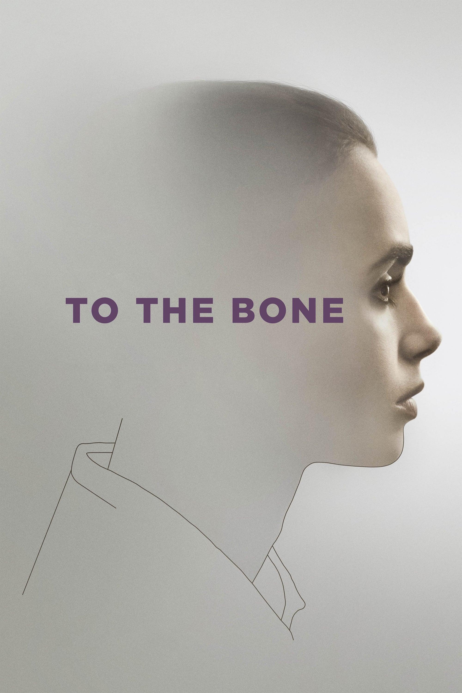 Póster Hasta los huesos