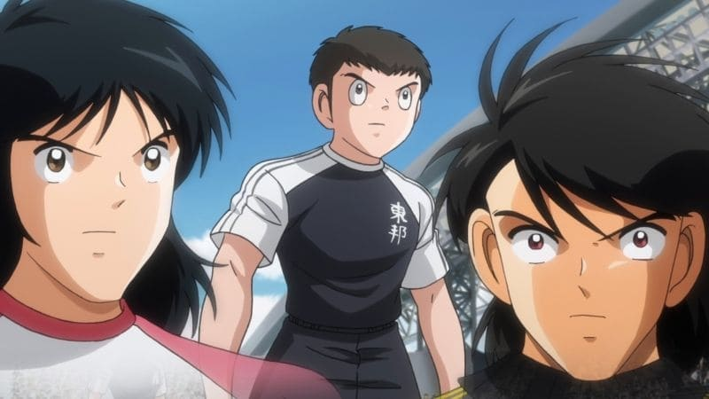 Captain Tsubasa (2018) • S01E43