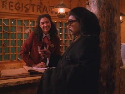 Twin Peaks Season 2 :Episode 4  Laura's Secret Diary