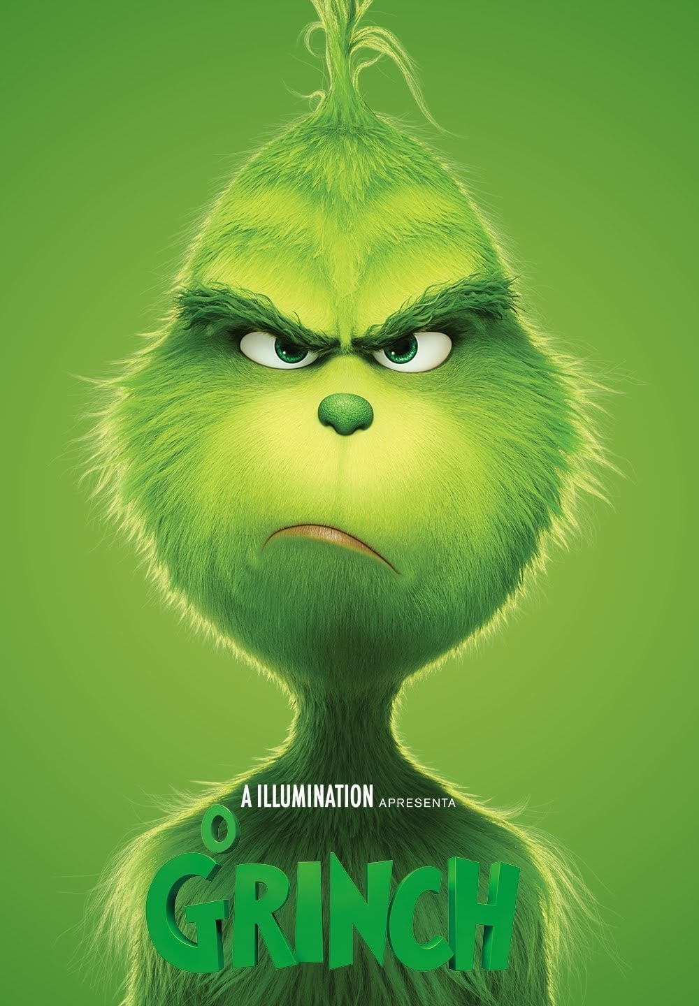 O Grinch (2019) Torrent - BluRay Ultra HD 4K 2160p Dual Áudio 5.1 Download