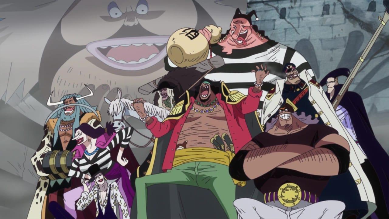 One Piece Season 20 :Episode 890  Marco! The Keeper of Whitebeard's Last Memento