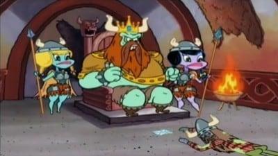 SpongeBob SquarePants Season 6 :Episode 26  Dear Vikings