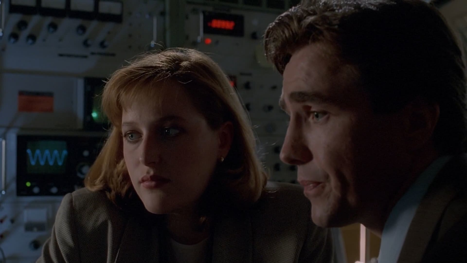 The X-Files Season 2 :Episode 5  Duane Barry