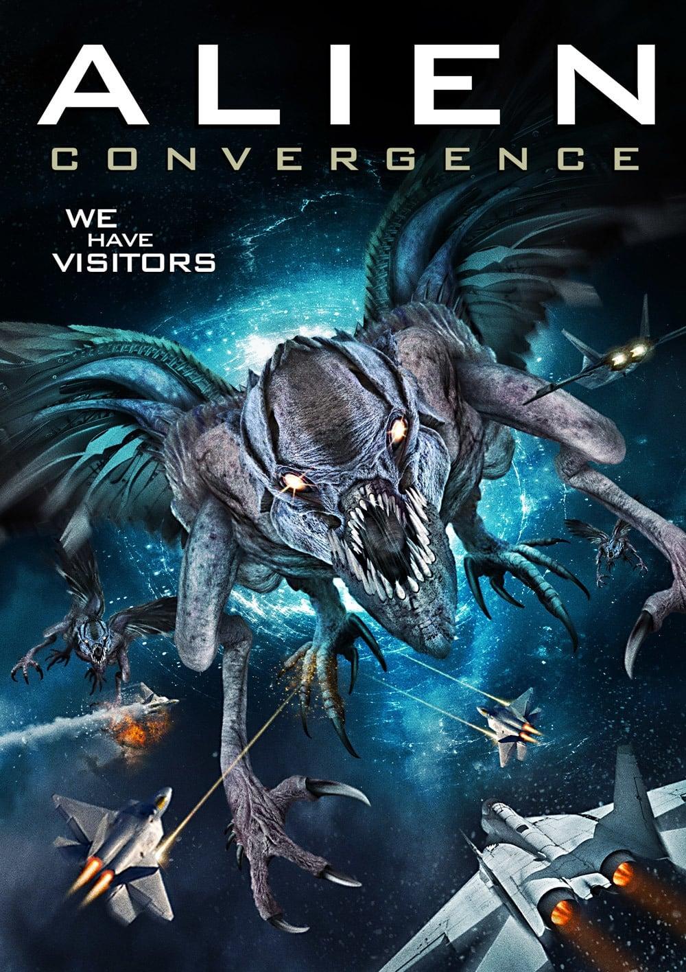 Póster Alien Convergence