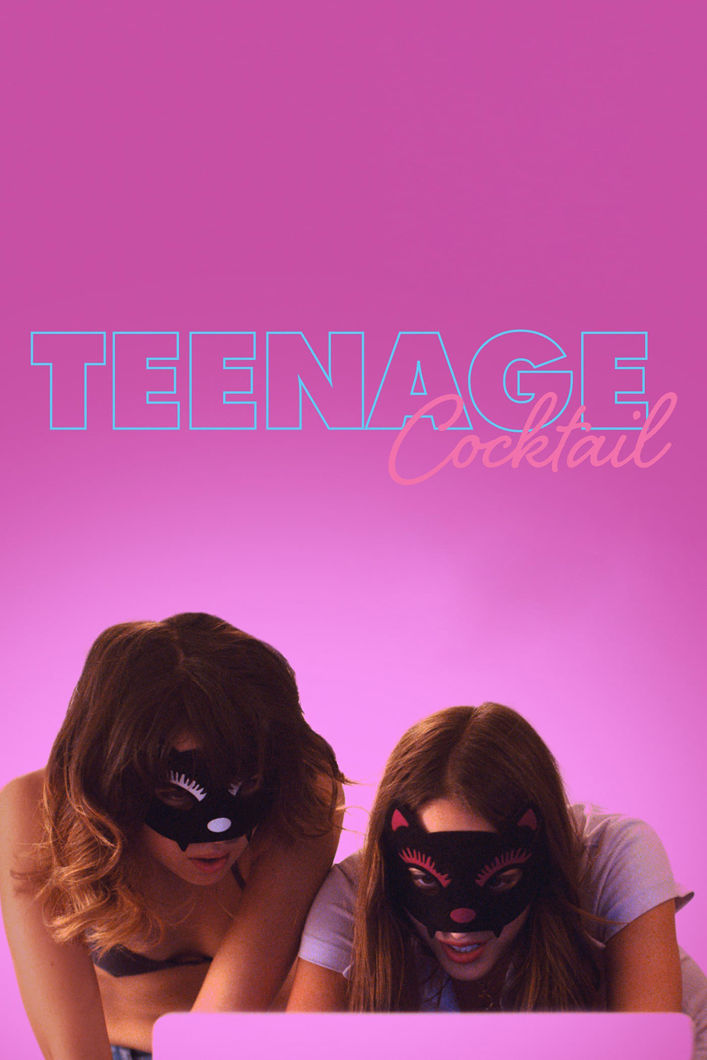 Póster Teenage Cocktail