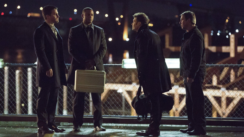 Arrow Season 1 :Episode 12  Vertigo