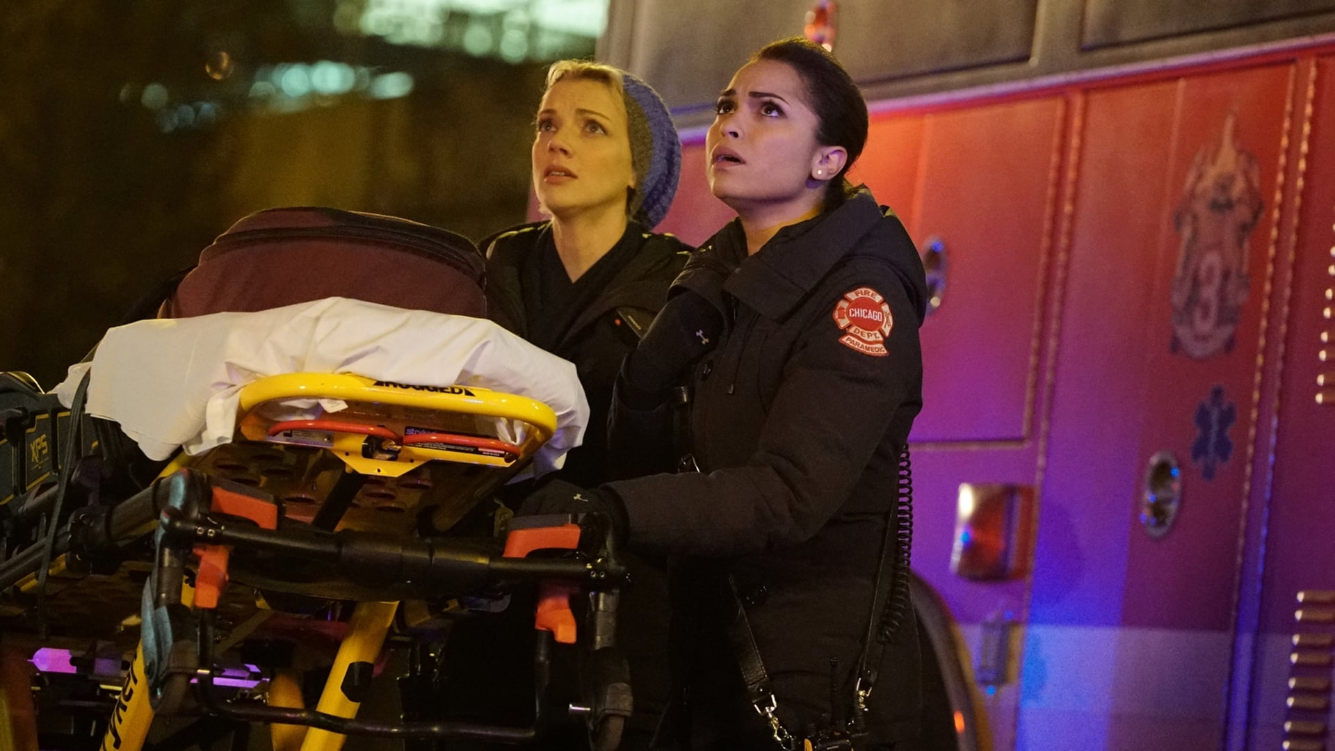 Chicago Fire Season 5 :Episode 12  Zielscheiben