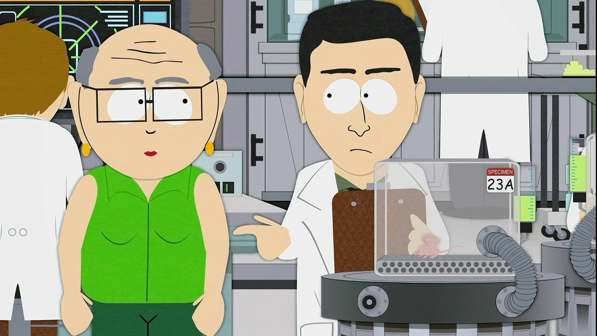 South Park Season 12 :Episode 5  Eek, A Penis!