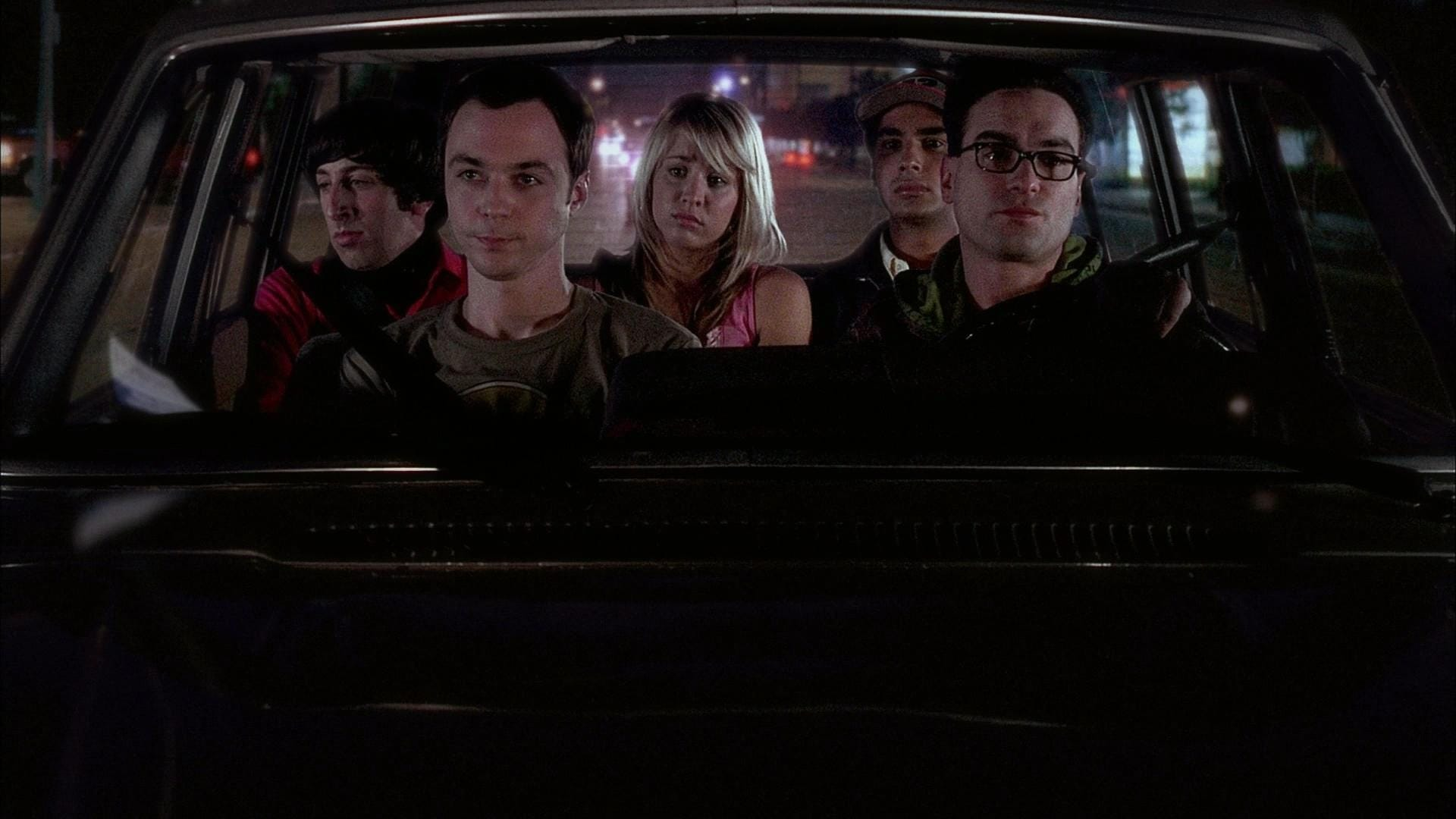 The Big Bang Theory Season 1 :Episode 1  Pilot
