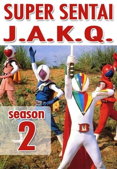 Super Sentai Season 2