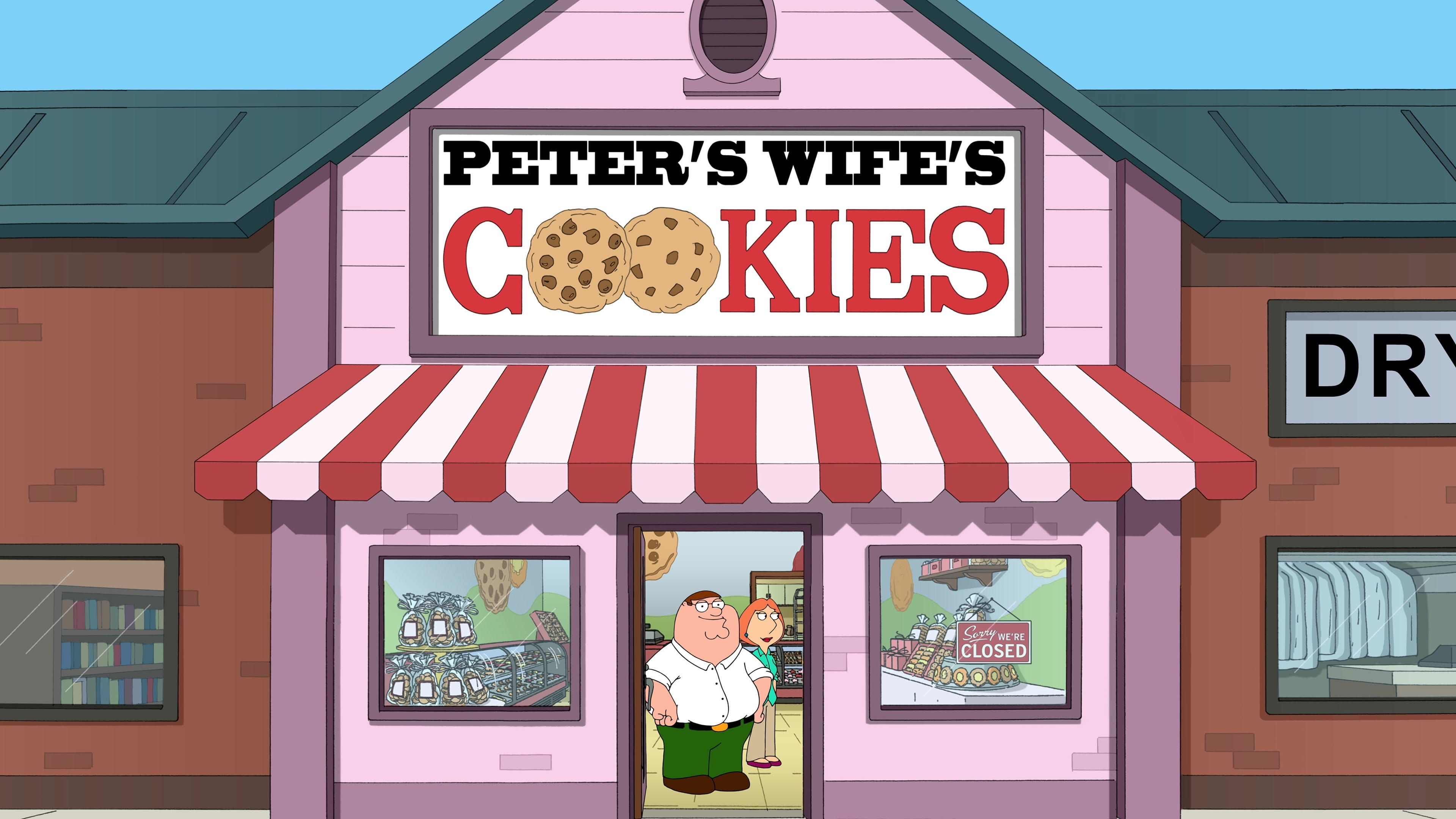 Family Guy Season 13 :Episode 3  Baking Bad